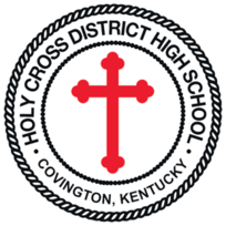Holy Cross District High School Logo