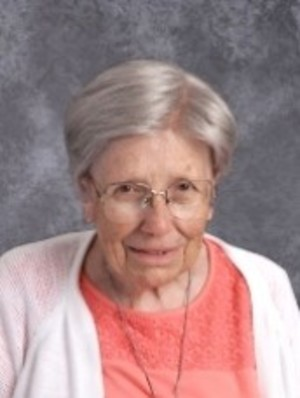 Sr Mary Sharon Goller